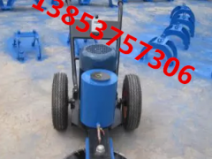 500型快速地面切桩机