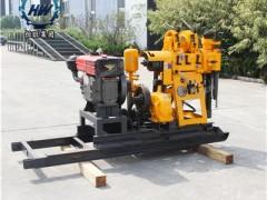 厂家热销多功能液压打井机农用百米全自动打井机200米水井钻机