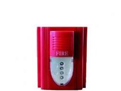 陕西利达火灾报警设备,声光报警器(编码型) YJ8402