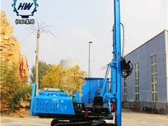 厂家直销高速护栏打桩机 公路护栏打桩机 波形护栏打桩机