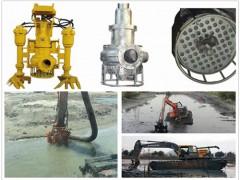 挖机液压清淤泵 液压矿浆泵 可定制挖机液压泥浆泵 瑞昱泵业