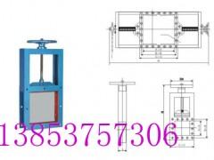 SLVds—0.6型手动式平板闸门 手动平板闸门生产厂家