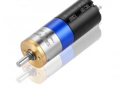 赛仑特生产用于机器人的微型减速电机