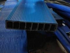 海洋踏板生产设备_塑胶鱼排踏板生产线