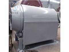 大型电加热鸡粪烘干机 污泥不锈钢滚筒烘干机