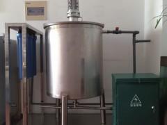 小型洗衣液生产设备RD-350