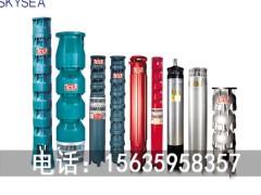 山西运城解州天海QJ/QJR型井用/耐高温潜水电泵