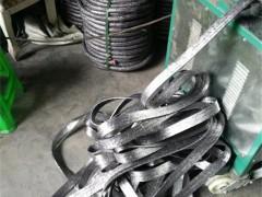 石墨基柔性接地体样子像线缆