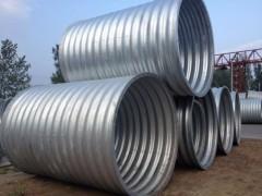 拼装钢波纹涵管出厂价,金属波纹涵管