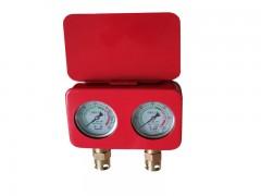 耐震式综采液压支架测力双表