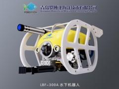 微型水下机器人价格,人工鱼礁观测,可附带机械手多水质探头