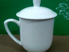 白胎新品骨瓷新款中南海杯骨瓷龙杯小一号杯三号有纹杯定制厂家