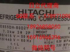 E855DH-80D2Y 广州日立压缩机