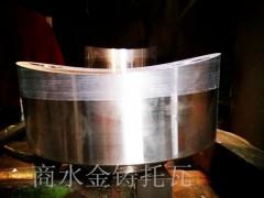 QTKJ磨床托瓦巴氏合金托瓦加工铸造