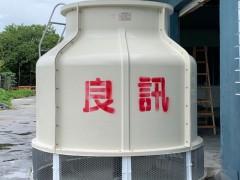 潜江80T冷却塔玻璃钢水塔厂家供应高强度良讯牌冷水塔