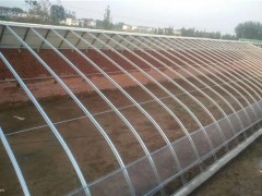 东北大棚雪压不倒的温室钢架几字钢架每平米多少钱