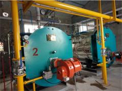 新疆2吨燃气蒸汽锅炉