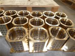 定制生产烧结台车配件石墨铜套