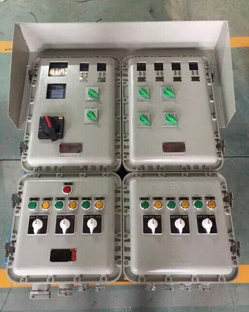 上海渝荣防爆专业BDG58系列防爆配电箱按图加工
